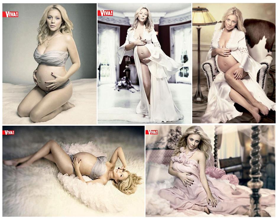 Фотосессия для беременных альбом