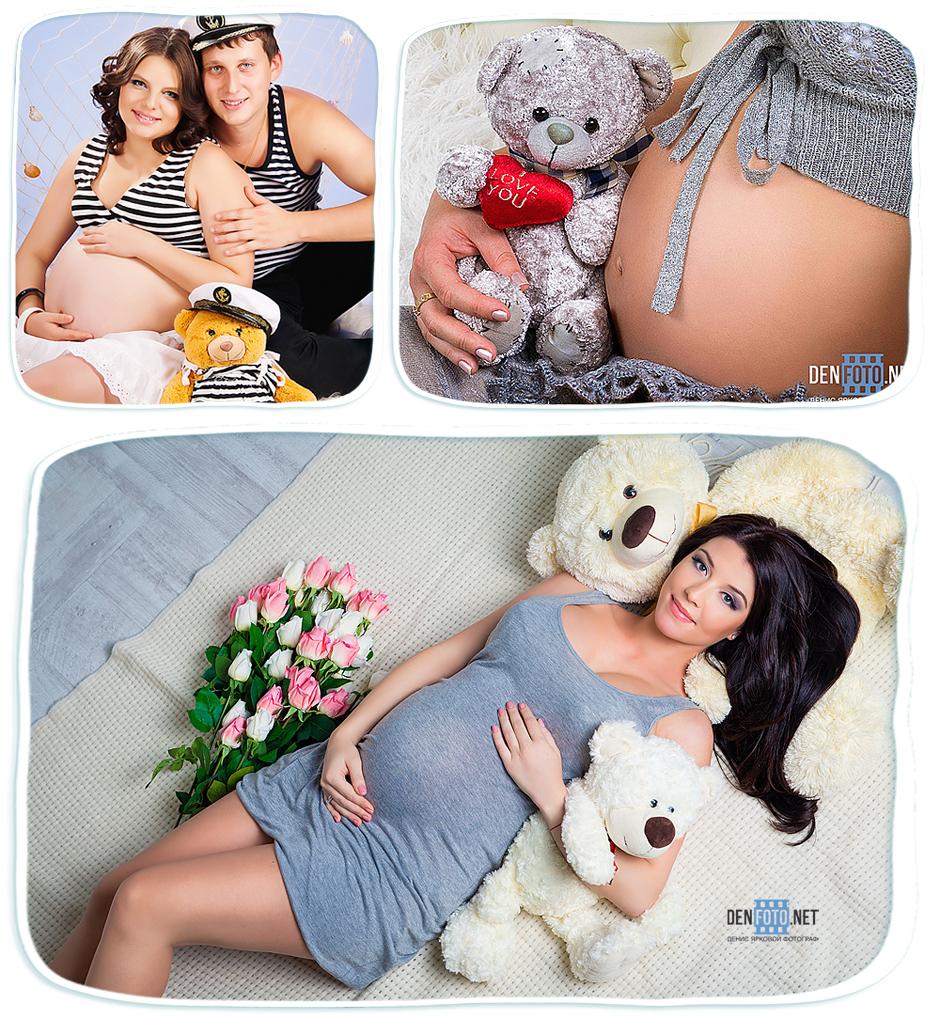 Интересные идеи для беременной фотосессии 39