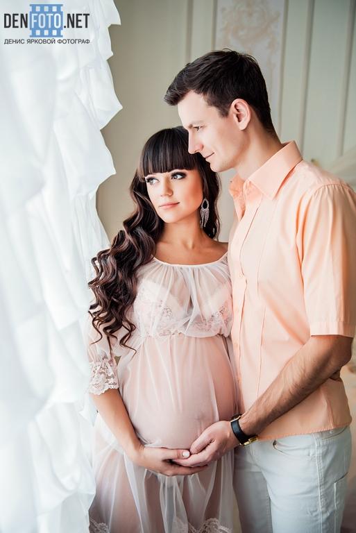 Фото беременных девушек - t